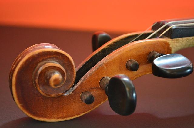 soittimet-viulu